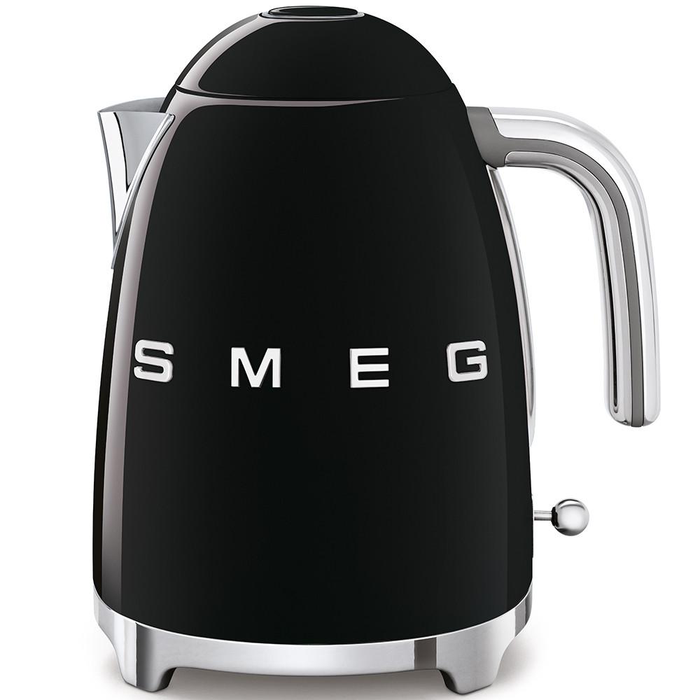 Чайник электрический Smeg KLF03BLEU черный