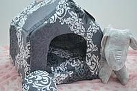 Домик для собак и котов бязь