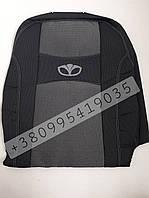 Авточехлы Дэу Матиз  Хэтчбек Daewoo Matiz HB 1998- Nika модельный комплект