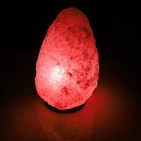 Соляная лампа SALTKEY ROCK Gigant Red