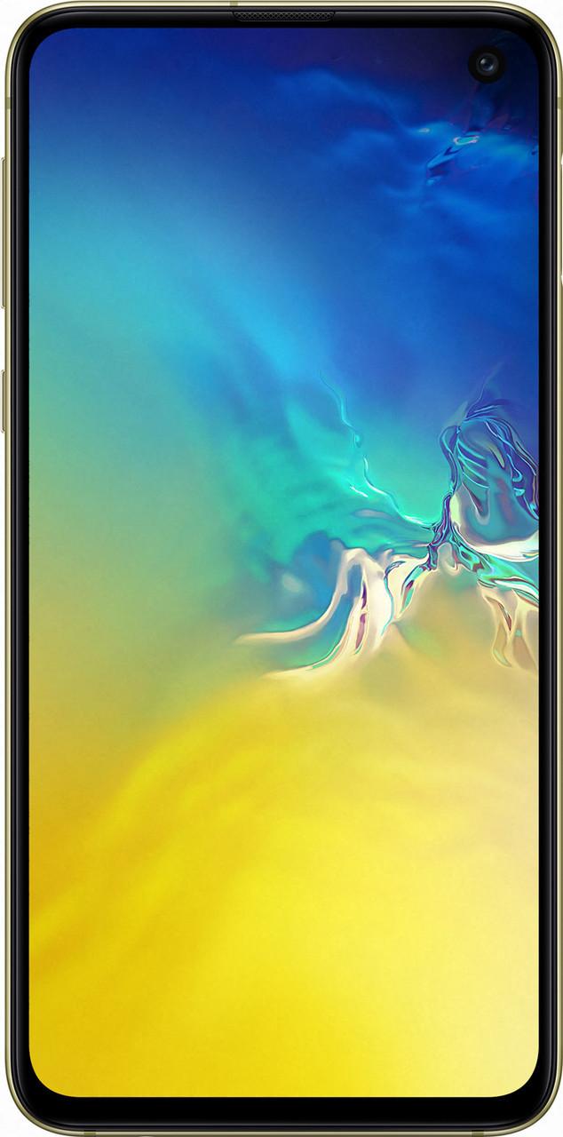 Смартфон Samsung Galaxy S10e 6/128GB (SM-G970FZYDSEK) Yellow Оригинал Гарантия 12 месяцев