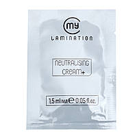 Состав №2 Neutralising cream+ My Laminationl для ламинирования ресниц и бровей, 1.5 ml