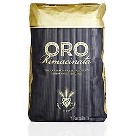 Итальянская мука Семола ОРО из твердых сортов пшеницы - Semola Rimacinata ORO di grano duro 25кг
