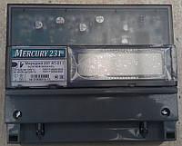 Счетчик учета электроэнергии многотарифный трехфазный Меркурий 231 АТ-01