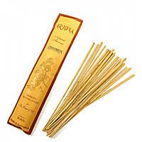 Amber (Амбер)(Arjuna) пыльцовое благовоние (Индонезия) Cinnamon (Корица)(Arjuna)