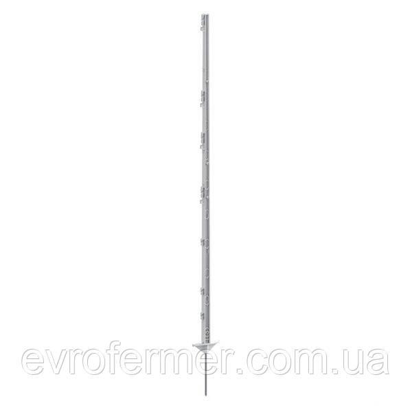 Пластмассовый столбик 156 см для электрической изгороди