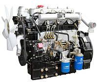 Дизельный двигатель ДТЗ QC495T50 (45,0 л.с.,, электростартер, 4 цилиндра) Бесплатная доставка