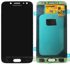 Дисплей Samsung Galaxy J5 Pro 2017 SM-J530 Original 100% (Service Pack) Black