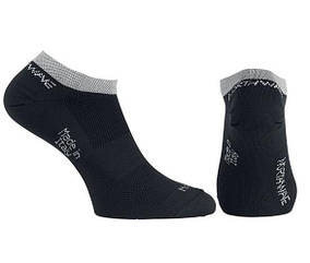 Носки NORTHWAVE GHOST SOCKS BLACK/SILVER р.M (40-43)