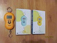 Весы Кантер (безмен) электронный цифровой WeiHeng (ручной,подвесной)
