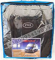 Чехлы на Газель NEXT 1+2 2013- COPER Nika модельный комплект