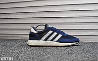 Чоловічі кросівки Adidas Iniki , Репліка, фото 1