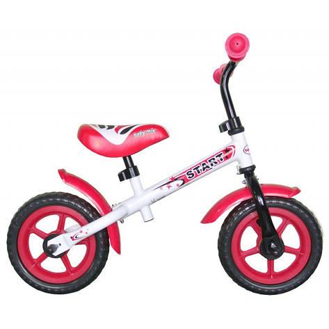 Велобег BabyMix WB-168 Pink, фото 2