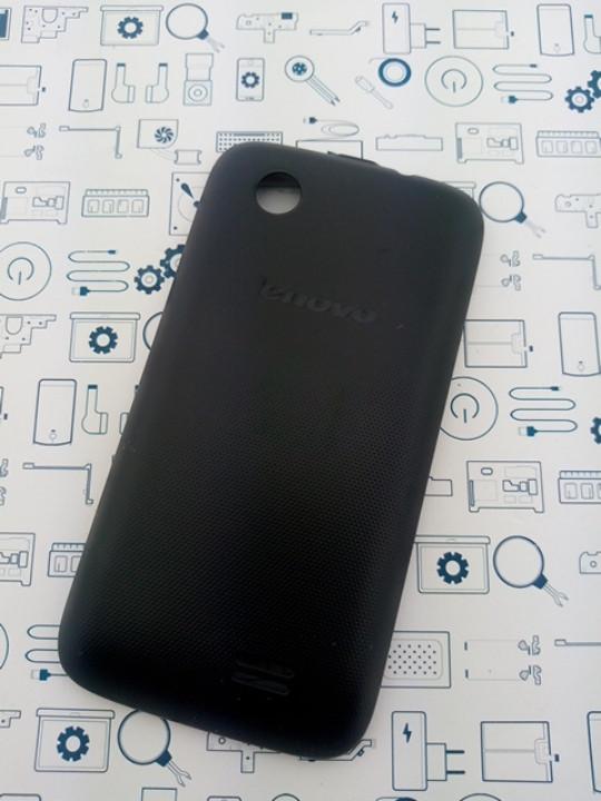 New. Задняя крышка Lenovo A369i Черный