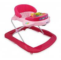 Ходунки детские Baby Mix UR-J205 Розовый