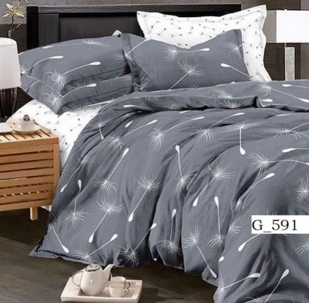 Полуторное постельное бельё Одуванчик