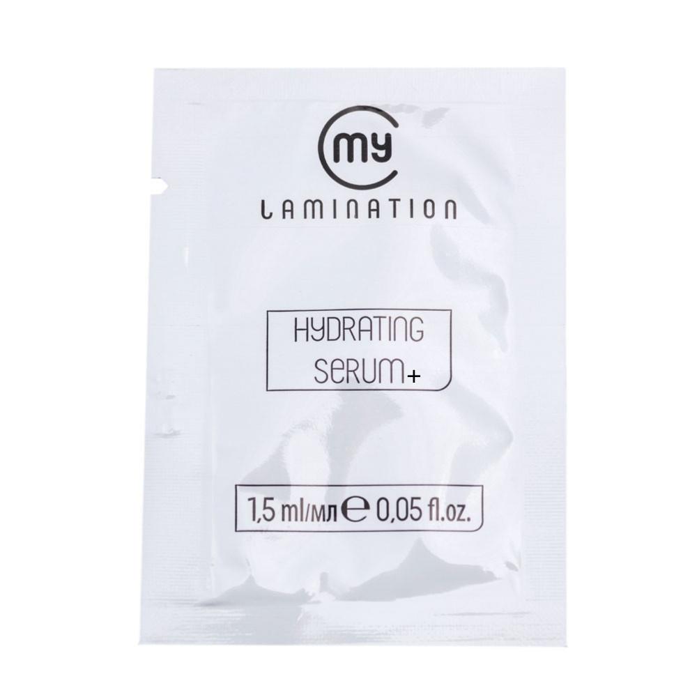 Состав №3 Hydrating serum+ My Lamination  для ламинирования ресниц и бровей, 1.5 ml