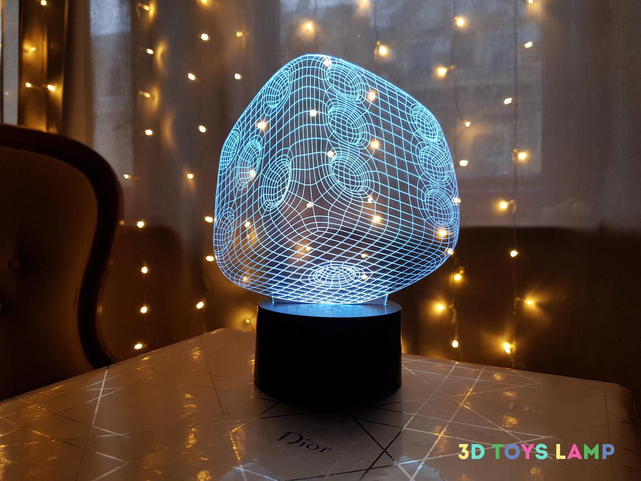 """3Д ночник """"Кубик"""" 3DTOYSLAMP"""