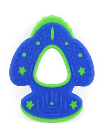 Прорезыватель для зубов Ракета Baby Mix, фото 2