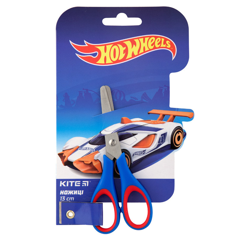 Ножиці Kite Hot Wheels HW19-123