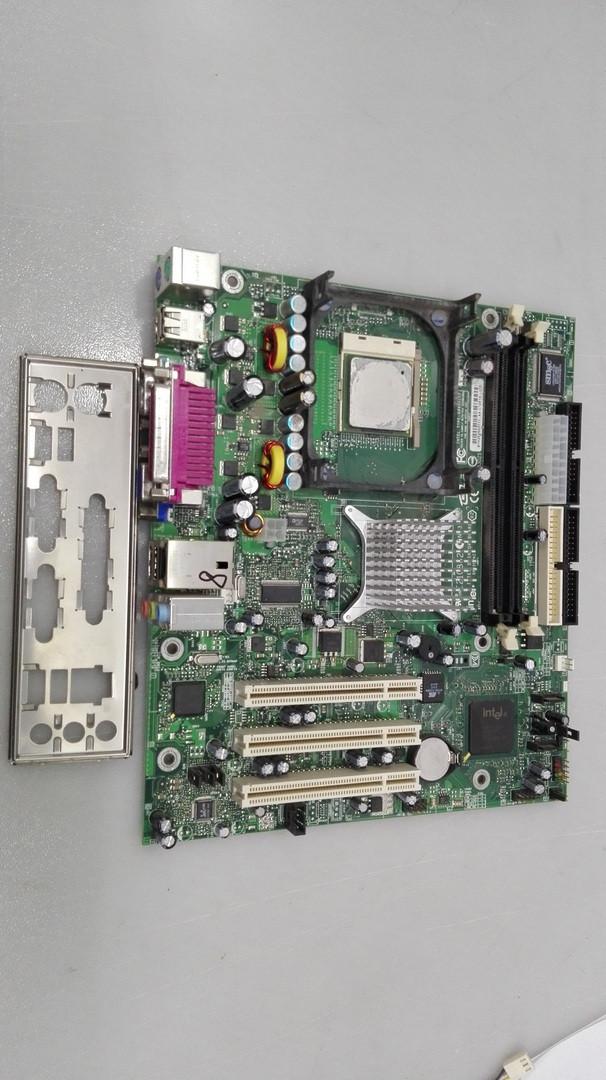 Материнская плата intel D865GVHZ Socket 478