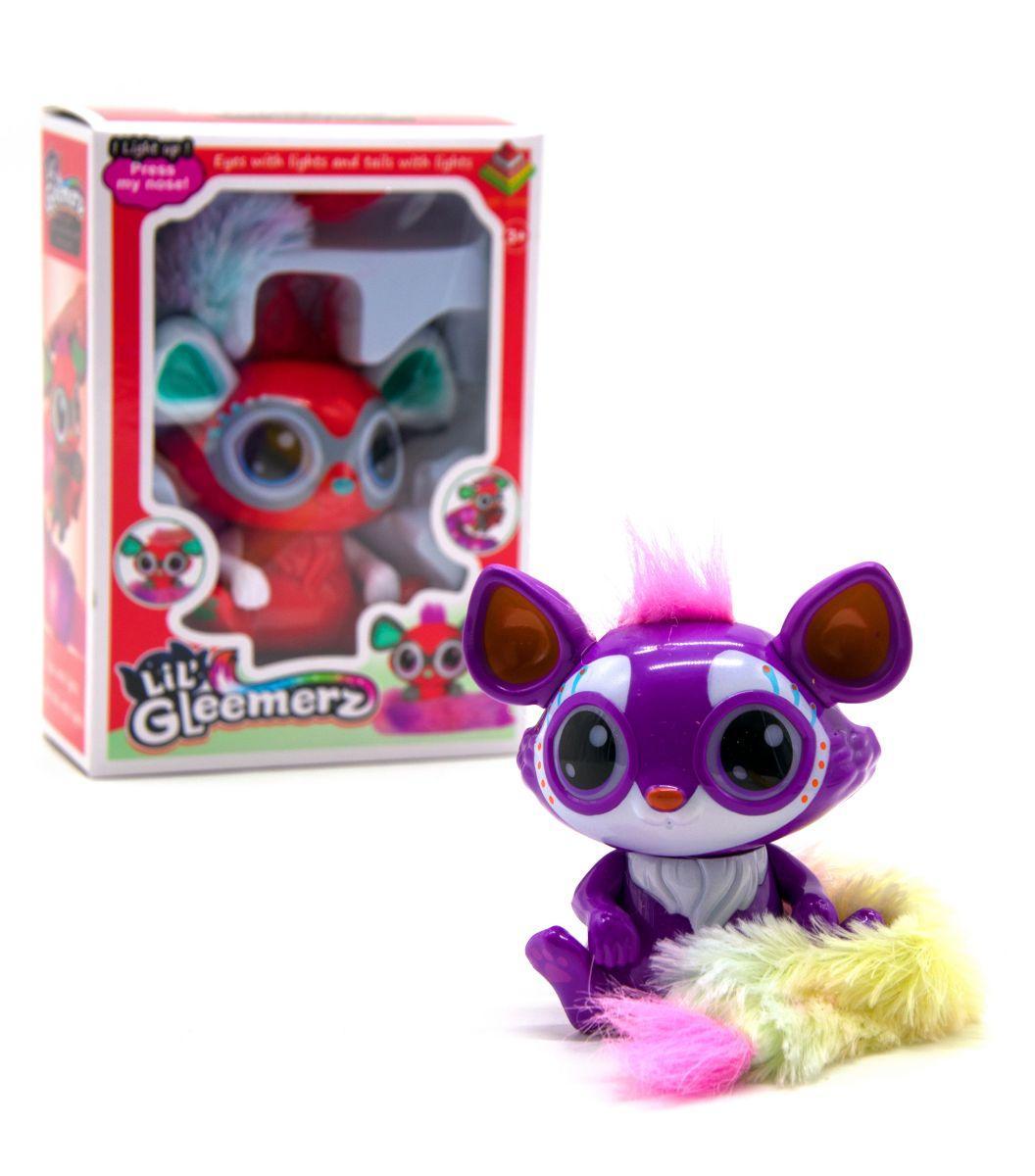Интерактивный питомец Lil´ Gleemerz (фиолетовый)