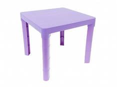 Tega Baby Столик пластмассовый детский KD-007 Фиолетовый