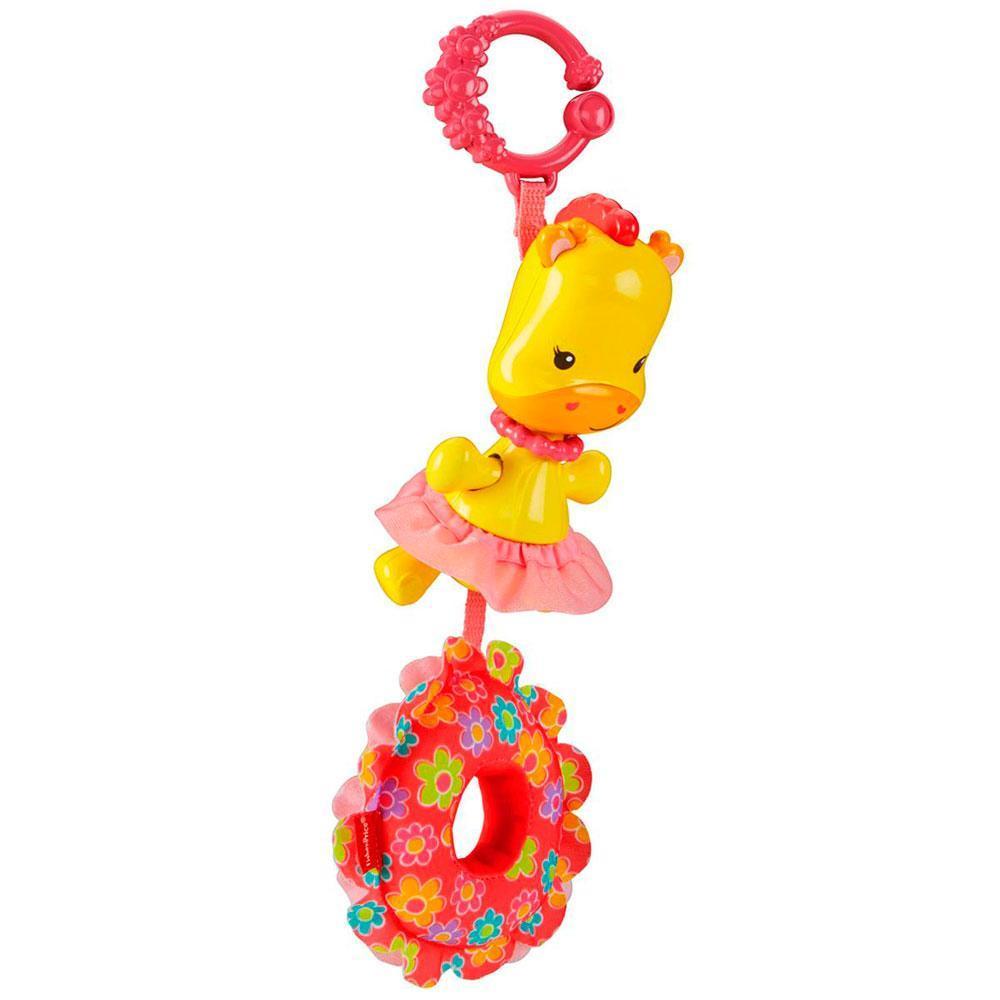 """Fisher-Price Игрушка """"Прыгающая жирафа"""" CGN949993"""