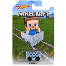 "Hot Wheels машинка базова ""Minecraft"" DTV51996A"