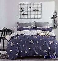 Двуспальное постельное бельё из бязи (135 плотность)