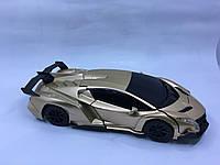 Машина-трансформер на дистационном управлении + Bey Blade в подарок!!! Желтый