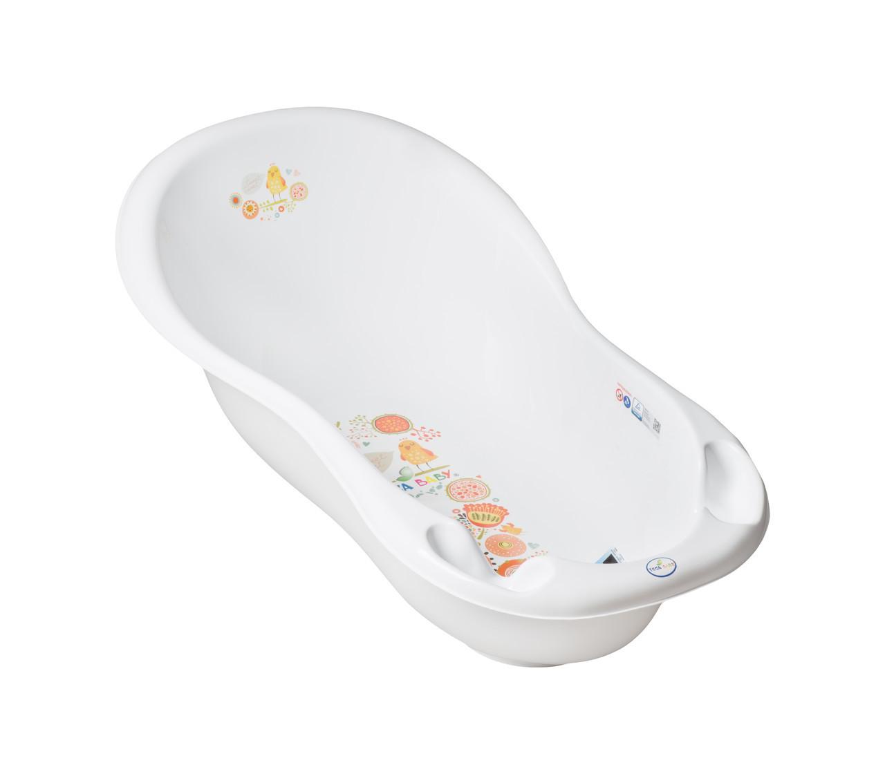 Ванночка большая 102 см Фольк Tega Baby