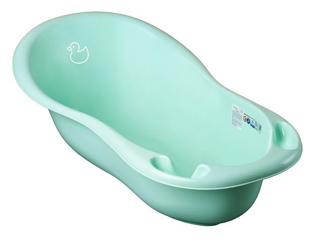 Ванночка 102 см Tega Baby Уточка светло-зеленый, фото 2