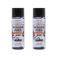 Тоник для очищения пор Etude House Wonder Pore Freshner toner Black пробник 25мл