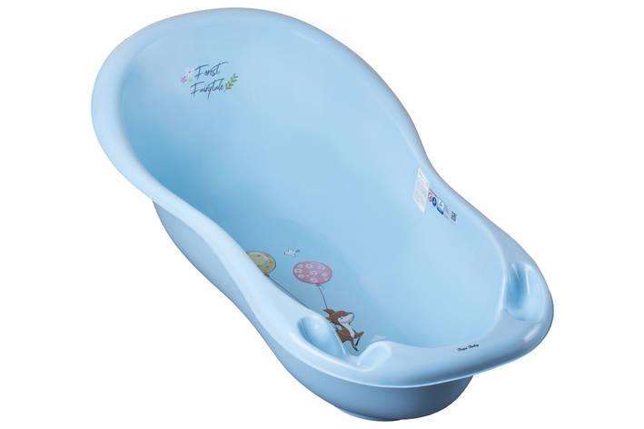 Ванночка 102 см Tega Baby Лесная Сказка Голубой, фото 2