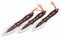 Набор метательных ножей F 007 + чехол
