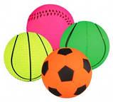 Игрушка для собак Trixie Мячик Neon 6 см (3443), фото 3