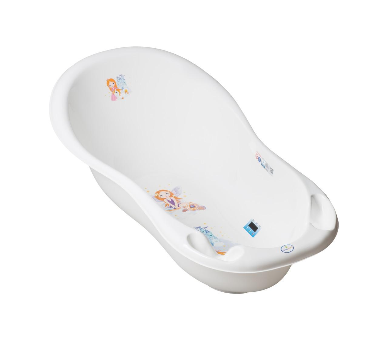 Ванночка большая 102 см Принцесы Tega Baby Белый