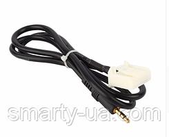 Aux кабель Toyota 3,5 мм AUX аудио радио наушники MP3 плеер телефон для Toyota  Мужской разьем