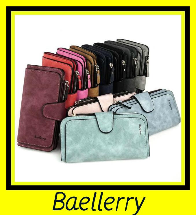 Женский кошелек портмоне Baellerry Портмоне клатч бумажник Baellerry Forever