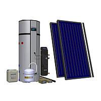 Солнечный комплект с тепловым нассосом Hewalex 2 TLP-PCWU300SK