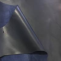 Шкіра натуральна Crazy Horse 603 1,4-1,6 mm УкТа темно синя