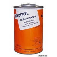 Бесцветный лак Mipa Relocryl 2K HS Klarlack Set incl Harter 1 л + отвердитель 0.5 л