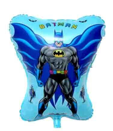 """Шар фигурный """"Batman"""". Размер: 48х43см"""