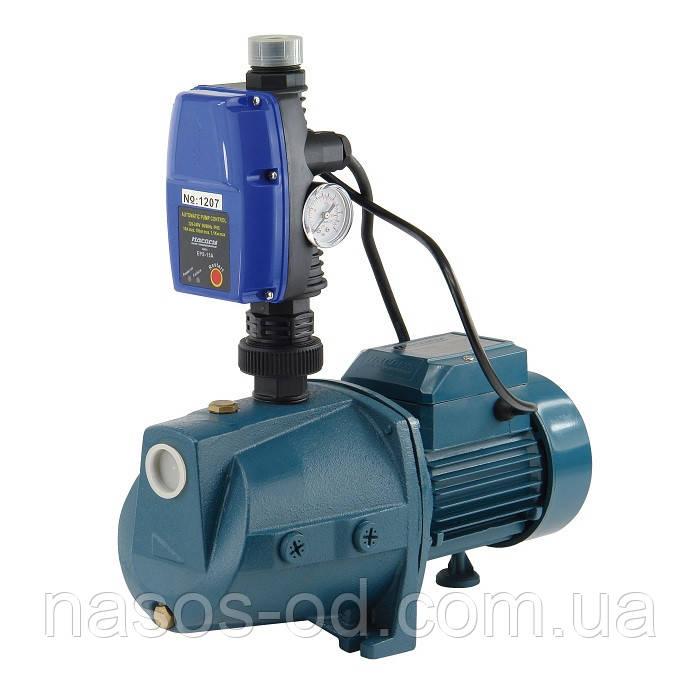 Насосная станция гидрофор Насосы+Оборудование AUJSWm1B/E3(A) для воды 0.6кВт Hmax40м Qmax41л/мин