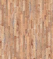 Паркетная доска Grabo Viking Мербау браш белый лак 3-пол.