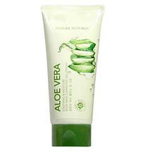 Гель-пенка для умывания лица Nature Republic Soothing & Moisture Aloe Vera Cleansing Gel Foam 150 мл