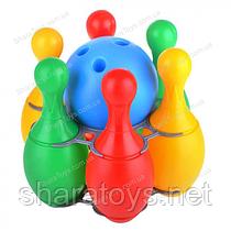 Игрушечный набор для боулинга