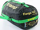 Спальный мешок-кокон Tramp Fargo. Спальник кокон. Туристический спальник, фото 4