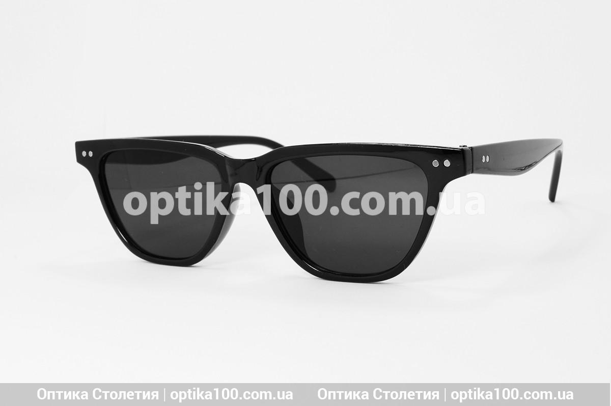 Солнцезащитные очки с диоптриями ДЛЯ ЗРЕНИЯ. Узкие молодёжные